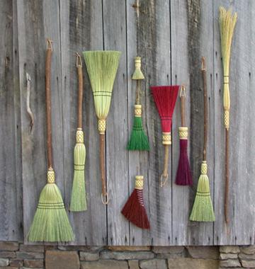 Grassy Creek Brooms